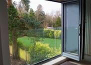 A Frameless Glass Juliet balcony uses a single pane of glass to provide a clear, safe and secure barrier for a balcony on or above first-floor level.