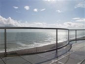 Curved Glass Balustrades explained – are they cost effective and technical limitations