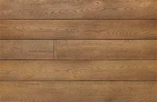 enhanced grain coppered flat composite decking