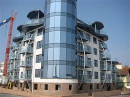 glass balconies in bognor regis