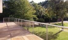 We can offer a range of elegant and contemporary balustrading solutions that will enhance your external space or garden, whatever its size or shape.