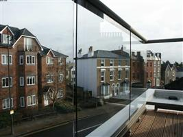 clear glass balconies wimbledon