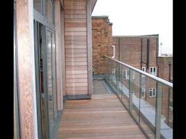 balcony 2 system run of balustrade Hove, East Sussex