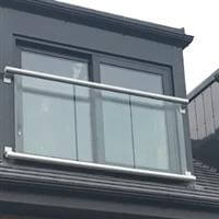 Self Cleaning Glass Balconies