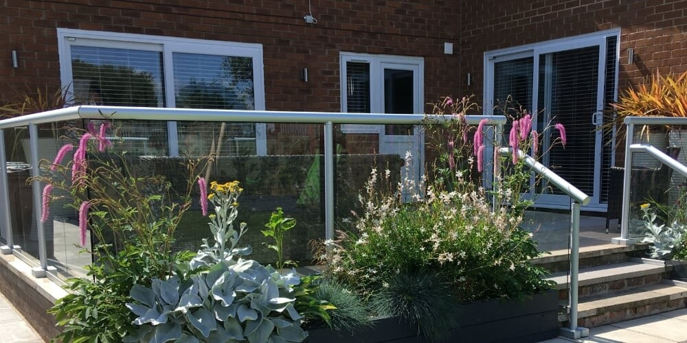 Glass Balustrades in the South-East