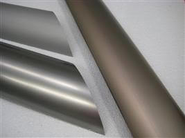silver handrails