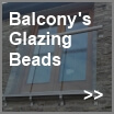 Balcony's Glazing Beads