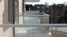 At Balconette, our balustrade profiles are made from anodised aluminium that offers some key advantages over stainless steel, such as its superior resistance to the elements, lower maintenance and product guarantees.