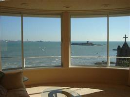 Curved sliding doors Jersey, Channel Islands