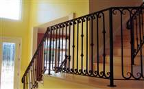 Wrought iron Juliet Balconies and Balustrades. Does anyone really make wrought iron anymore? Real wrought iron will guarantee a good finish and quality.