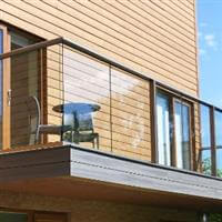 Structural Glass Balustrades