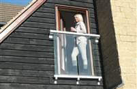 Read how a Glass Juliet Balcony can add style and finish to your property.What makes our modern Juliet balconies so popular in loft conversions.