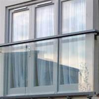 Balcony's Glazing Beads