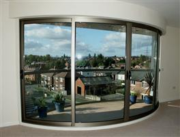 curved patio door Oldham Lancashire