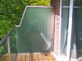 Opaque Privacy Screen