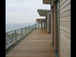 balcony in marine enviroment Hove, East Sussex