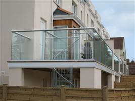 balcony balustrades in Jersey