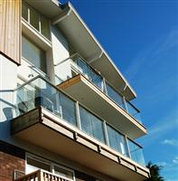 royal chrome balustrades