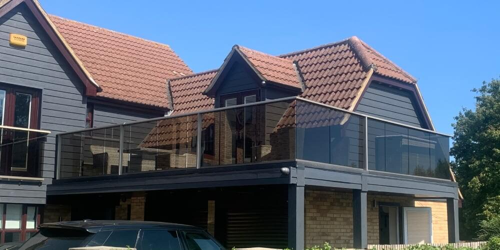 Glass Balustrades Supplier in East Sussex