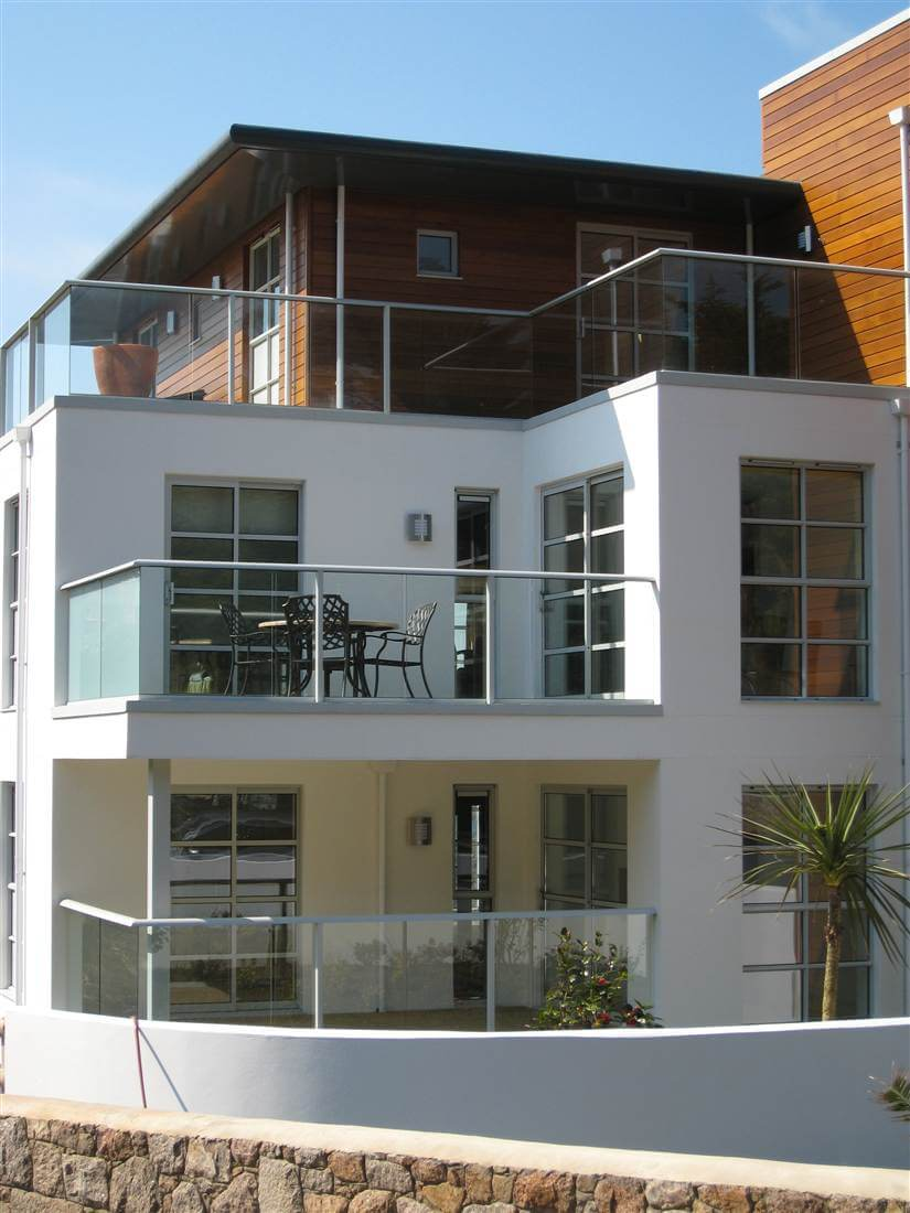 Balustrades & Juliets | Balcony Systems | Project Gallery