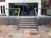 The Glass Balustrade definitely worth every penny for the craftsmanship and high quality finish. Very high standard manufacturers finish. Sleek smooth handrails. Customer satisfaction.