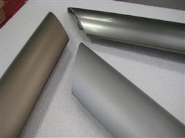 image of silver bronze and royal chrome handrails