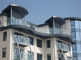 top quality glass balustrades
