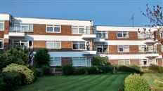 Old, non compliant balconies are replaced with new Glass Balustrades supplied by Balcony Systems