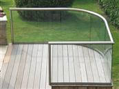 Uniquely designed handrails for Glass Balustrades that allow large spans of glass with little, or no posts. Discover the many advantages of the Balcony System brand today!