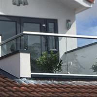 Glass Balustrades and Balconies