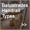 Glass Balustrades Handrails types