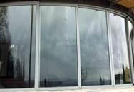 Curved Glass Doors customer review. Balcony Systems solutions