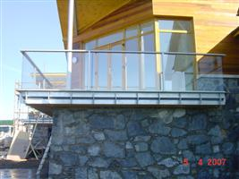glass balustrade Ireland Ireland
