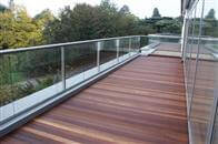 Glass decking panels are an attractive and practical way to complete or update your decking. Fitting glass decking panels lets you spend more time enjoying your decking than cleaning or maintaining it.