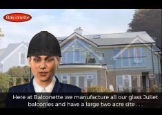 Are you the manufacturer Or selling someone else's product juliette balcony