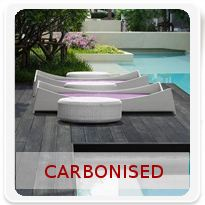Composite Decking finish Jarrah