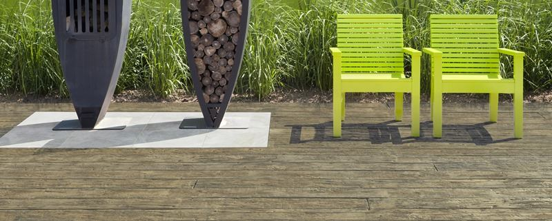 composite decking wood