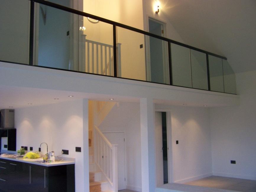 Image Result For Building Regulations Mezzanine Domestic Balustrade
