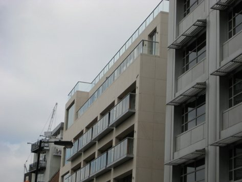 Residential Balconies in London