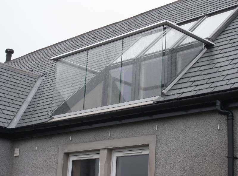 Loft balcony juliet balconies balcony systems - Houses with attic and balconies ...