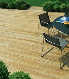 Manmade Composite Decking for balconies
