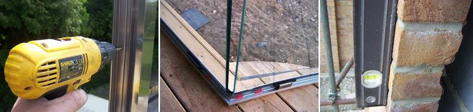 glass balustrades fixing