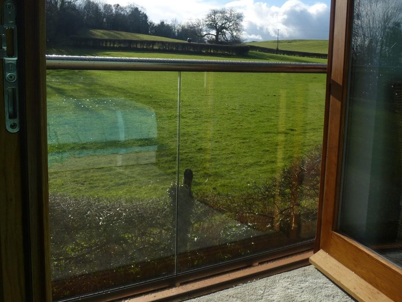 Glass Balustrade in Worcestershire