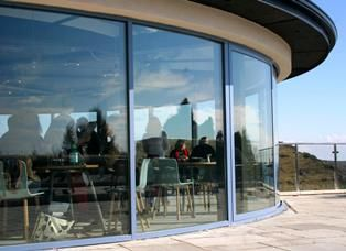 Curved Glass Windows and Curved Glass Doors