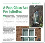 Fast Glass Act for Juliettes