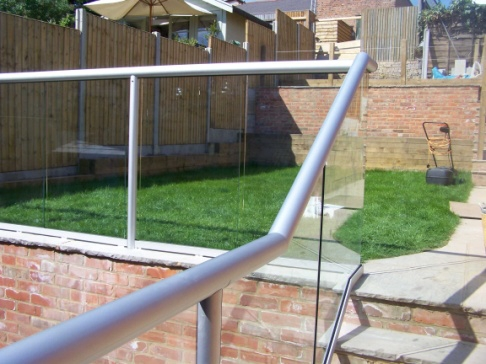 glass stair handrails 16113.5