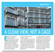 Advantages of Glass balconies