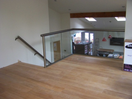glass stair handrails 16113.9