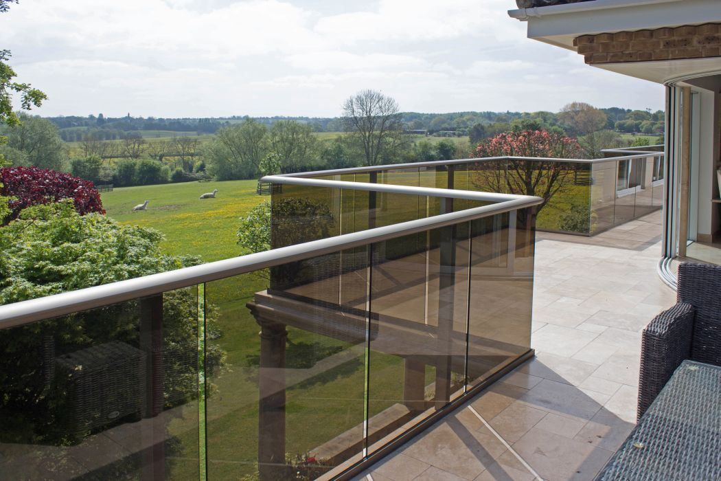 Glass Balustrades in the UK