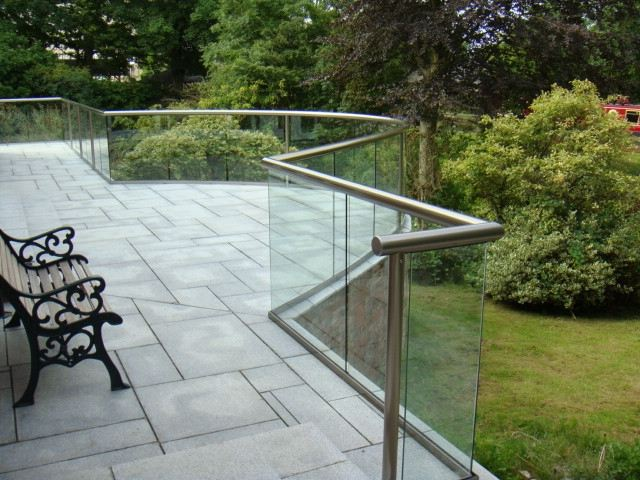 Balcony Systems Balustrades